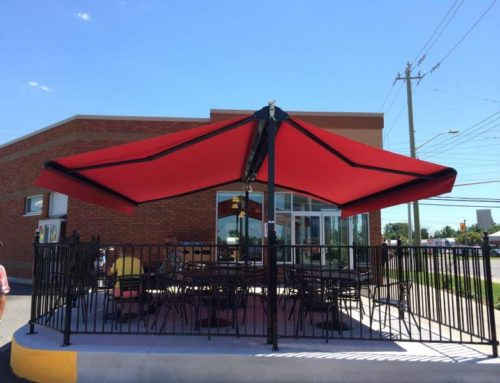 5 Benefits of a Commercial Awning