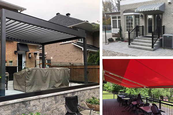 awnings overview